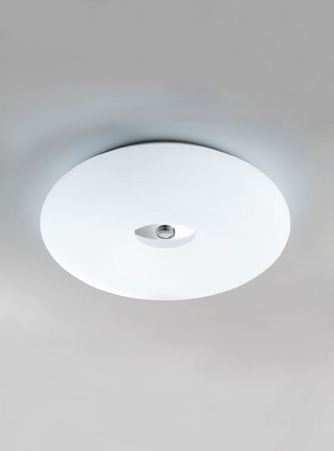 Franklite CF5711 Chrome Ceiling Light